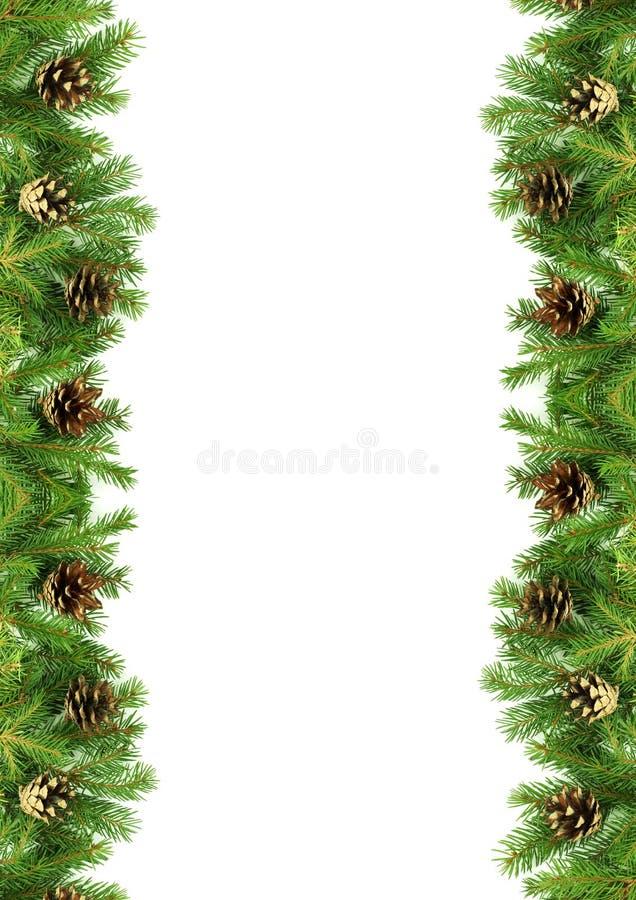 Weihnachtsrahmen lizenzfreie stockfotografie