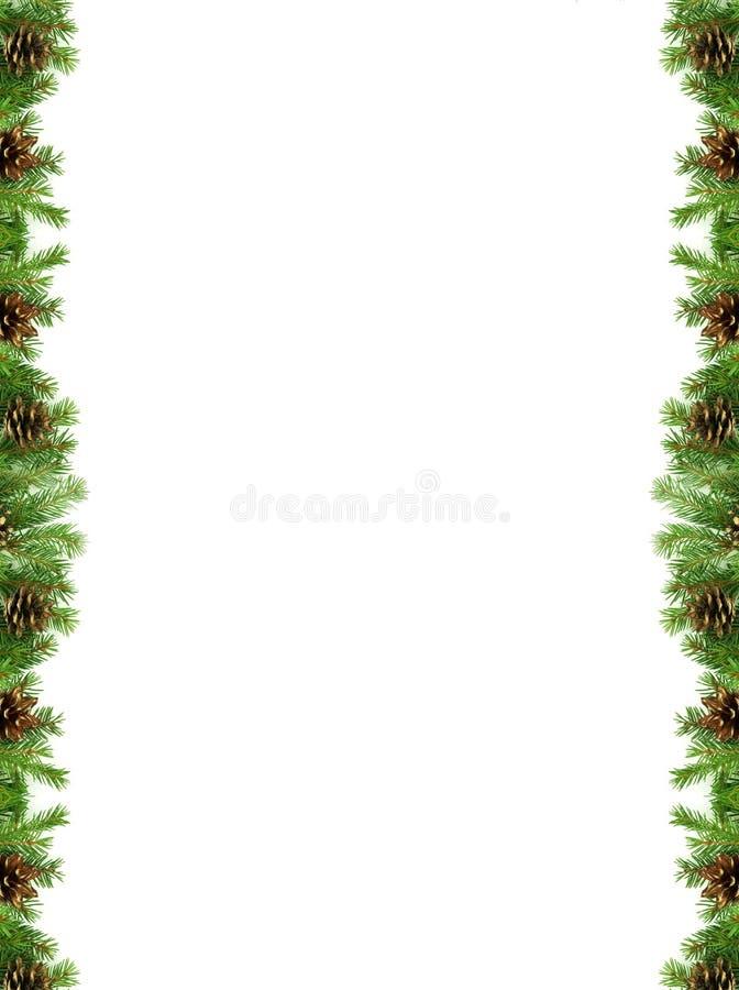 Weihnachtsrahmen stockbilder