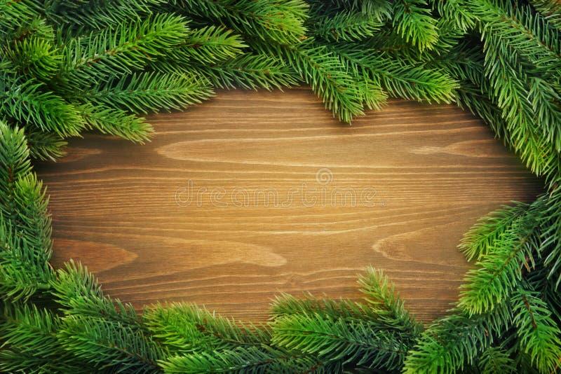Weihnachtsrahmen lizenzfreies stockfoto