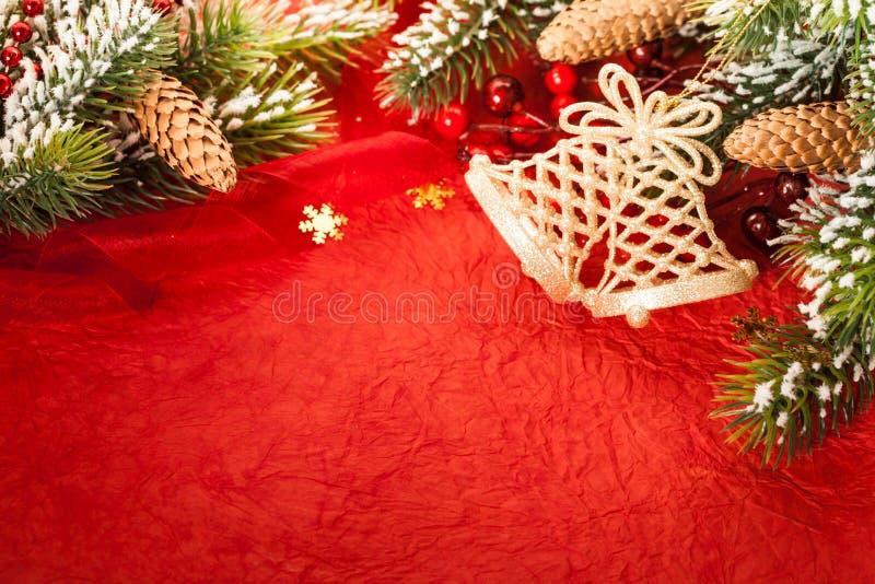 Download Weihnachtsrand stockbild. Bild von karte, konzept, baum - 26357883
