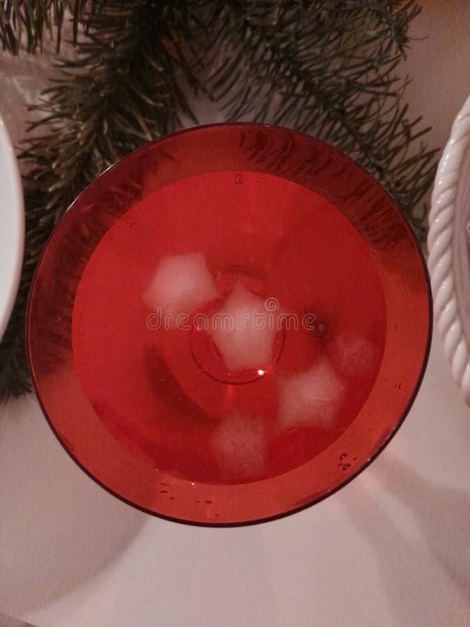 Weihnachtsroteis stockfotos