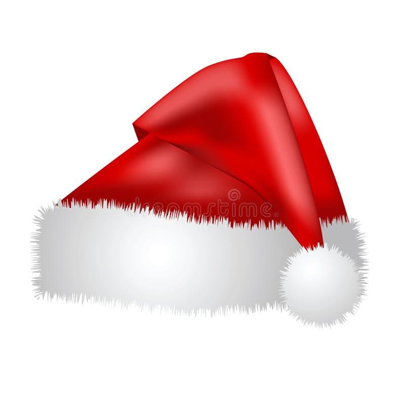 Weihnachtsschutzkappe vektor abbildung