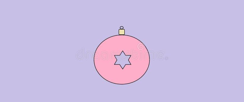 Weihnachtsspielzeugmuster auf einem blauen Hintergrund stockfotos