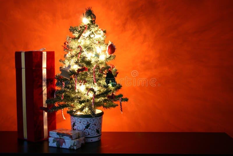Weihnachtsspiritus lizenzfreie stockfotos