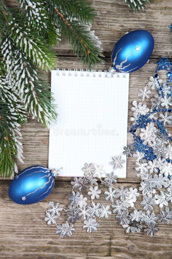 WeihnachtsStillleben lizenzfreie stockfotografie