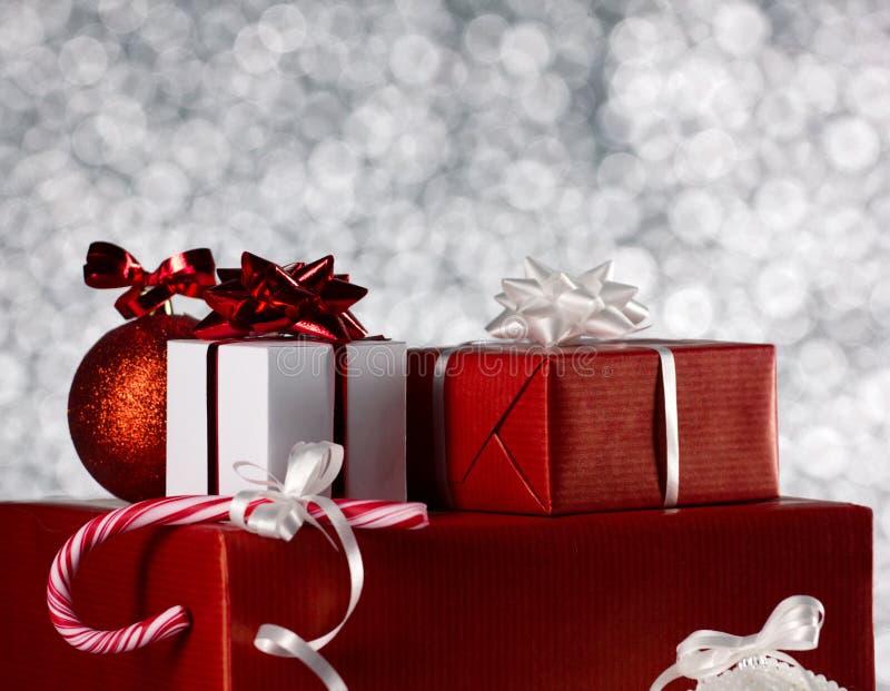 Weihnachtsstillleben stockfotografie