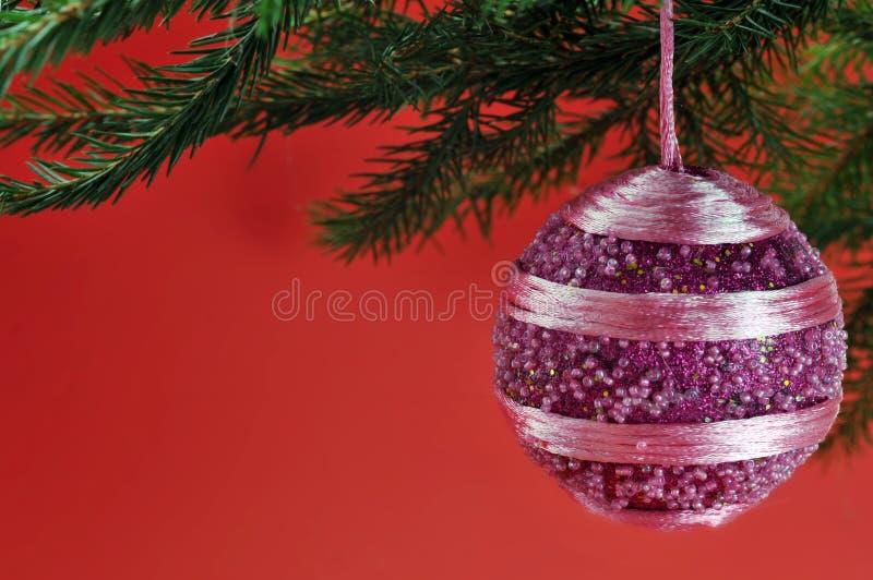 Weihnachtssymbole stockfoto