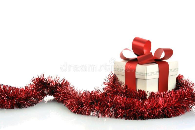 Weihnachtssymbole stockbild