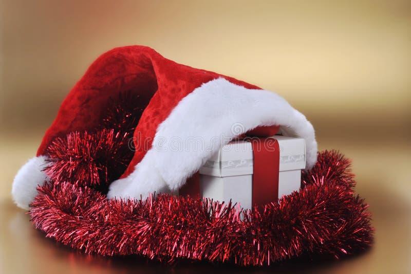 Weihnachtssymbole lizenzfreie stockfotos