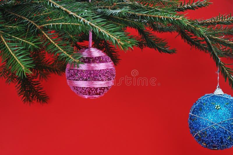 Weihnachtssymbole stockfotos