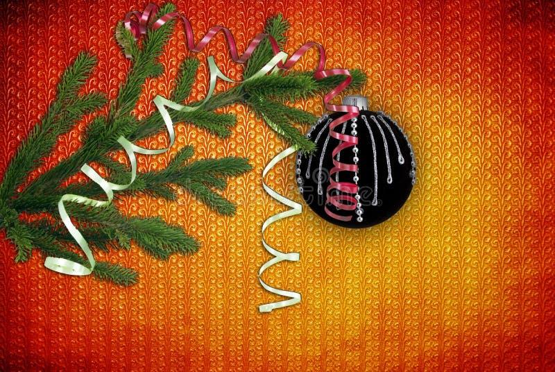 Weihnachtstapete lizenzfreie abbildung