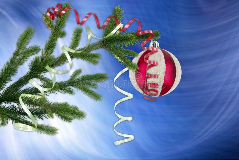 Weihnachtstapete vektor abbildung