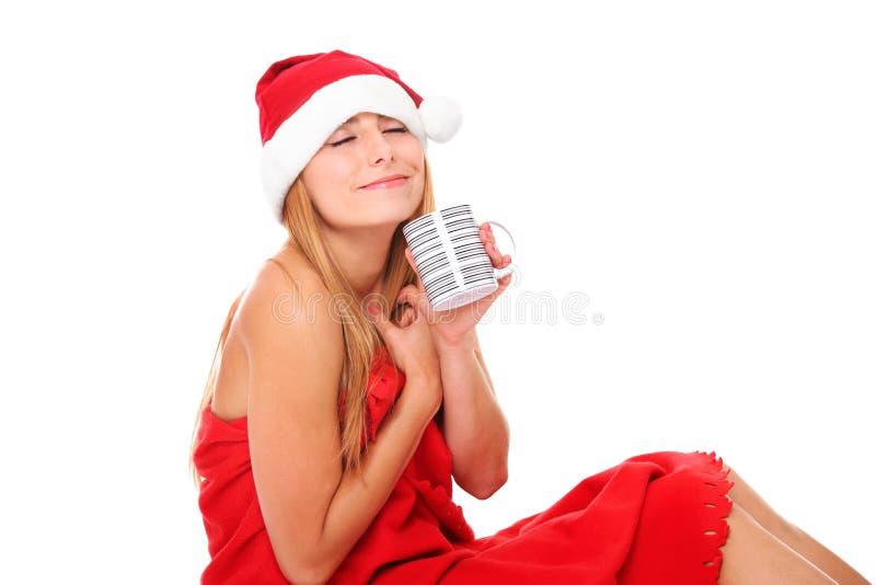 Download Weihnachtstee stockfoto. Bild von erwachsener, klaus - 27729108
