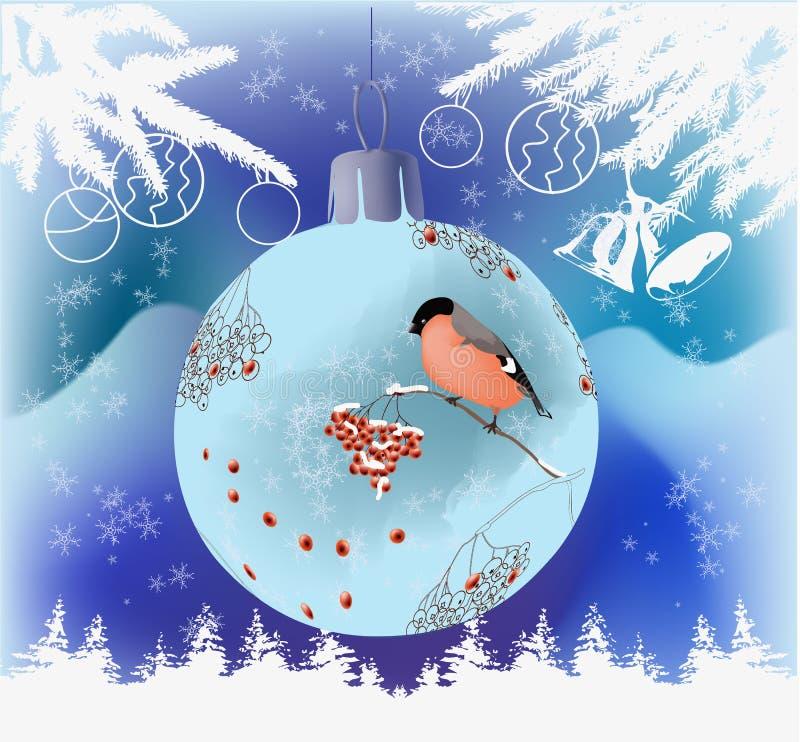 Weihnachtsthema lizenzfreie abbildung