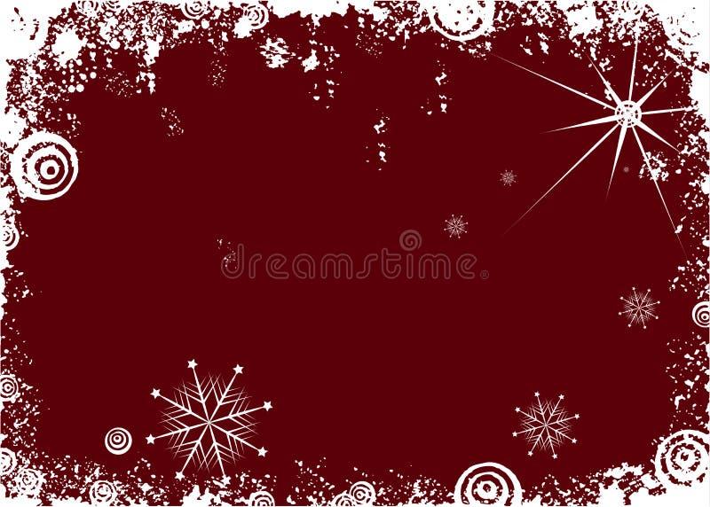 Weihnachtsthema. vektor abbildung