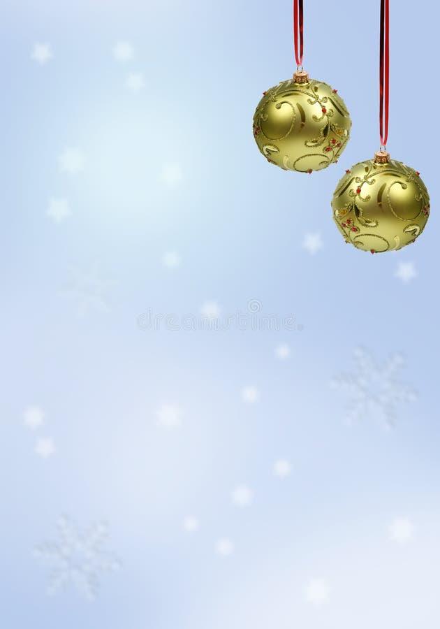 Weihnachtsverzierung stockfotos
