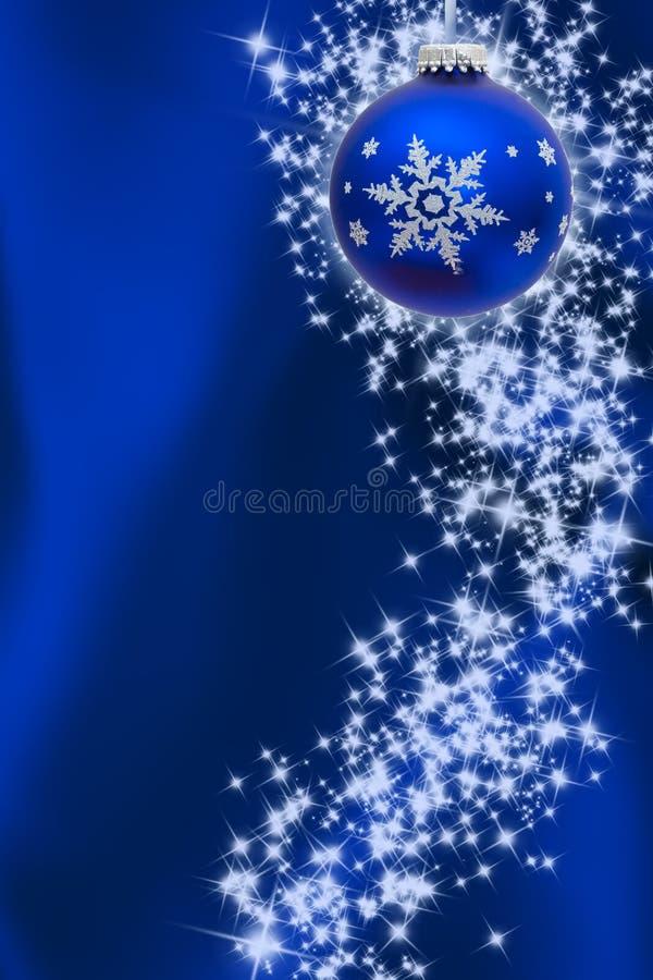 Weihnachtsverzierung lizenzfreie abbildung