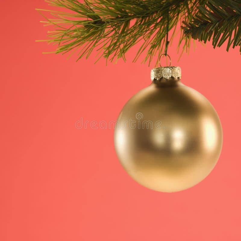 Weihnachtsverzierung lizenzfreies stockbild