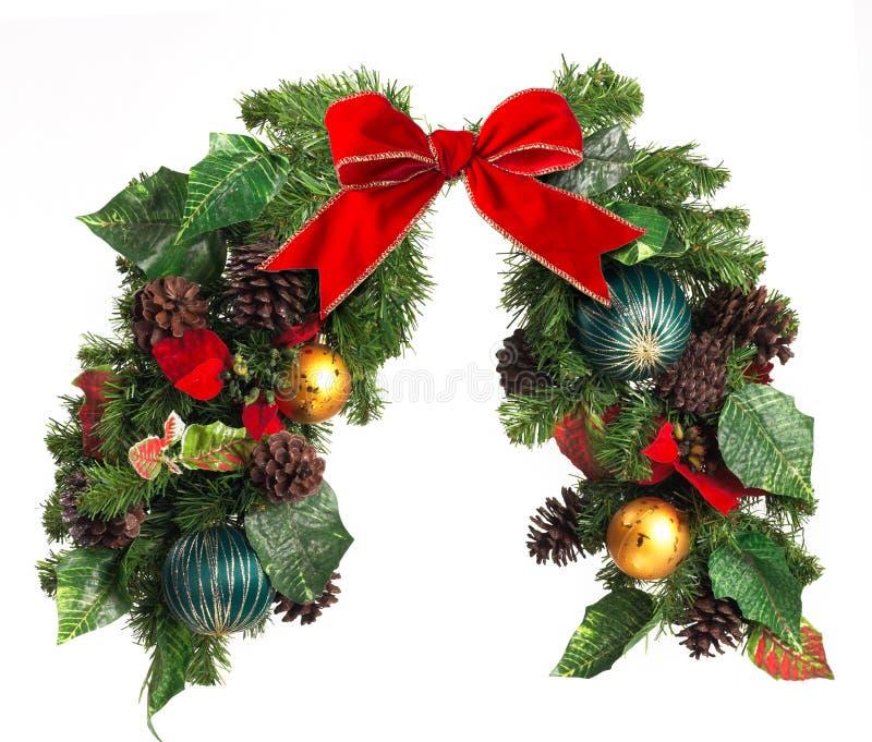 Weihnachtsverzierung lizenzfreie stockfotografie
