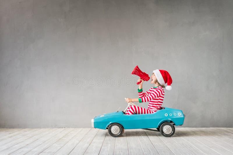 Weihnachtsweihnachtswinterurlaubkonzept stockfotografie