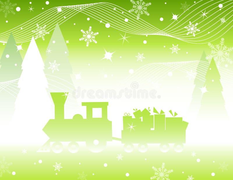 Weihnachtswunder lizenzfreie abbildung