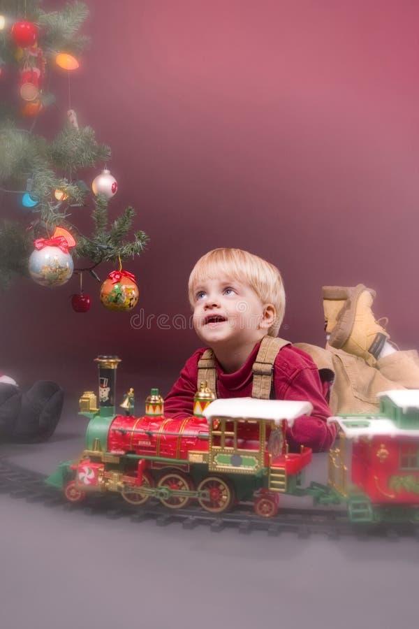 Weihnachtswunder lizenzfreies stockbild