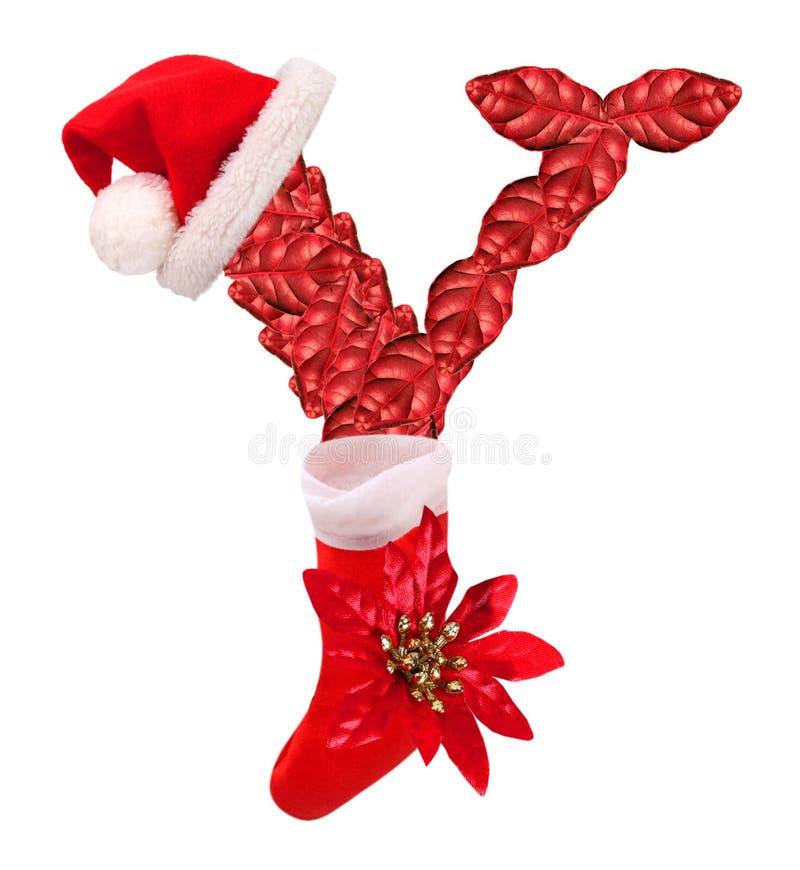 Weihnachtszeichen. stock abbildung