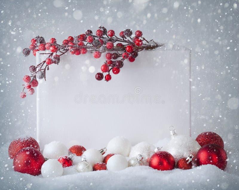 Weihnachtszeichen lizenzfreie stockbilder