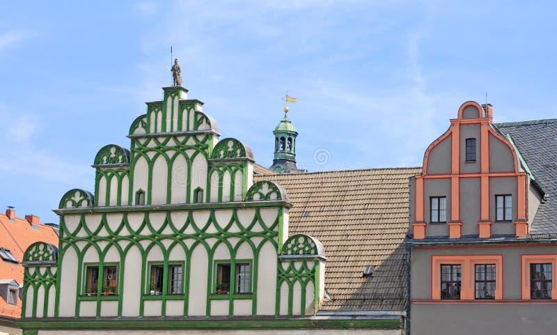 Weimar, Germania fotografia stock libera da diritti