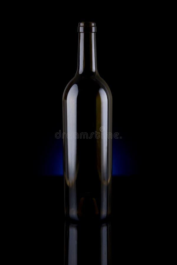 Wein-Flasche 1 stockfotos
