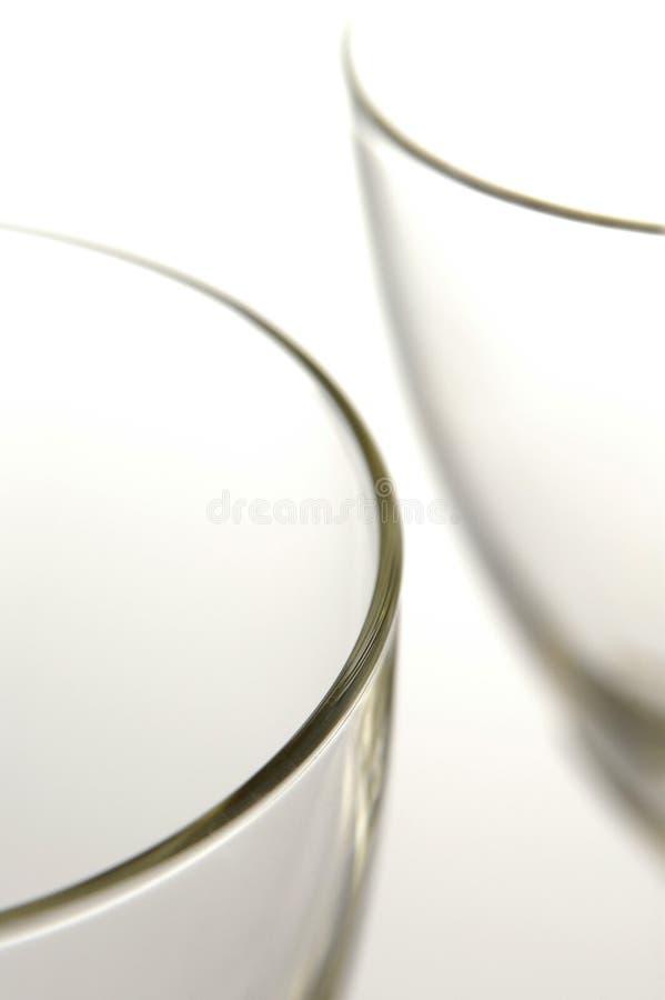 Wein-Gläser lizenzfreie stockbilder