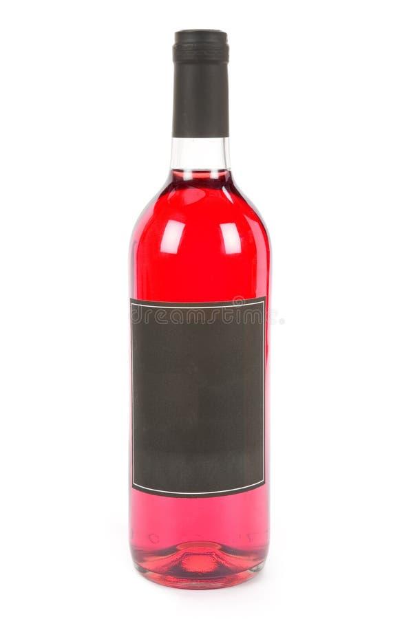 Wein Oder Alkoholfreies Getränk Stockfoto