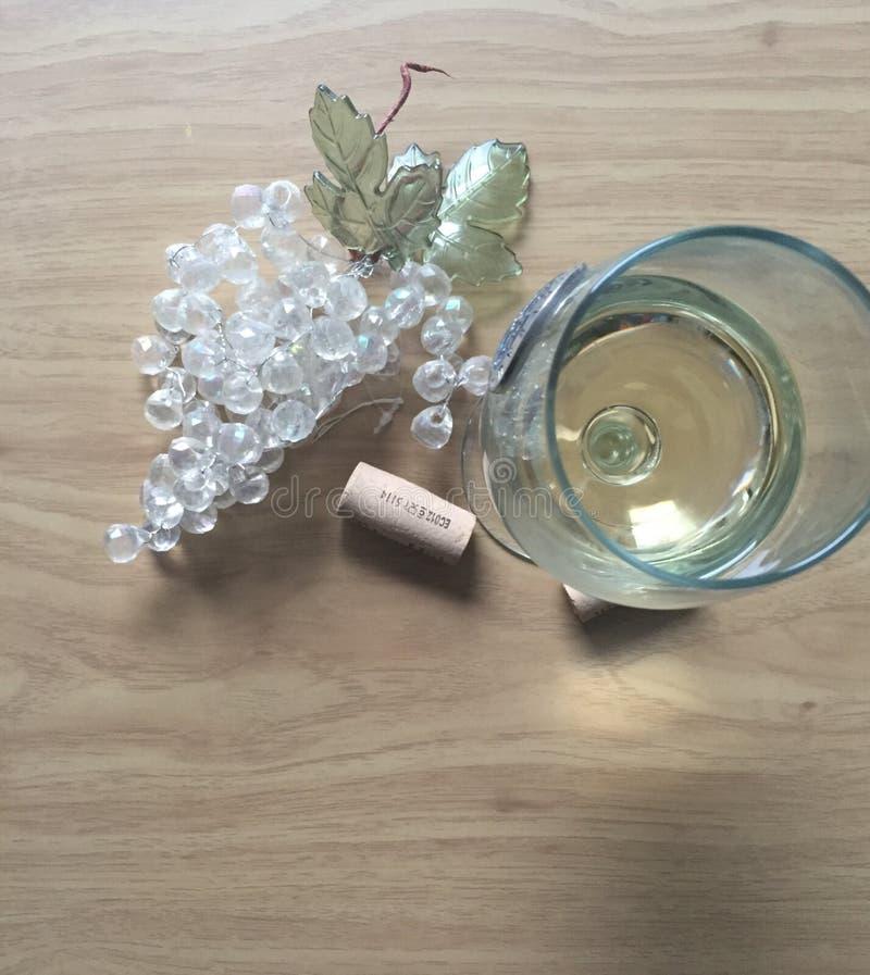 Weinbruch stockfotografie