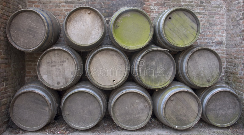 Weinfaß Stockfotografie