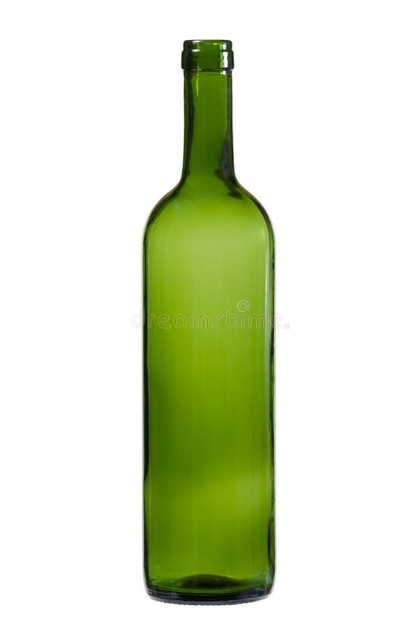 Weinflasche stockbild