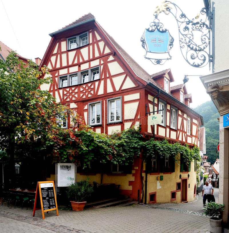 Weinheim lizenzfreies stockfoto