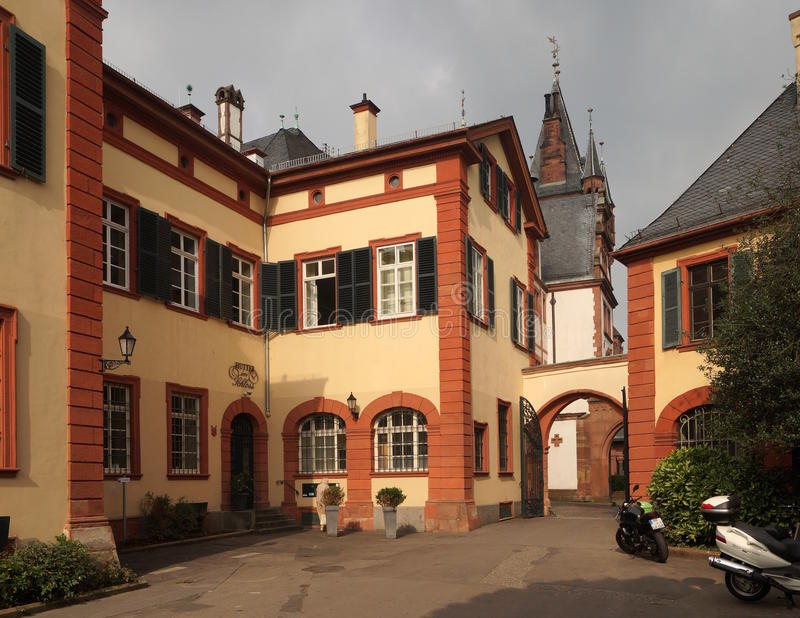 Weinheim stock foto's