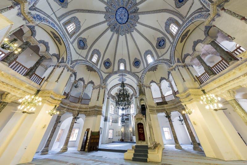 Weinig Hagia Sophia (Kerk van de Heiligen Sergius en Bacchus) royalty-vrije stock fotografie