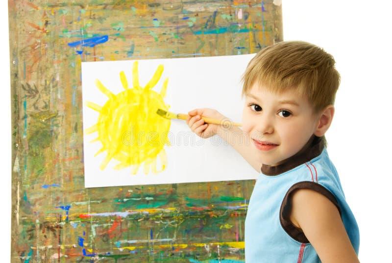 Weinig schilder stock foto