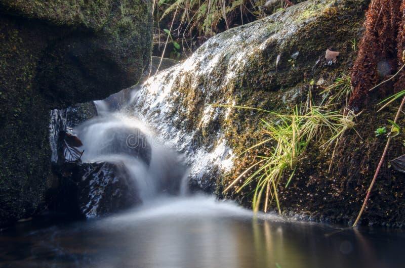 Weinig waterval stock afbeeldingen