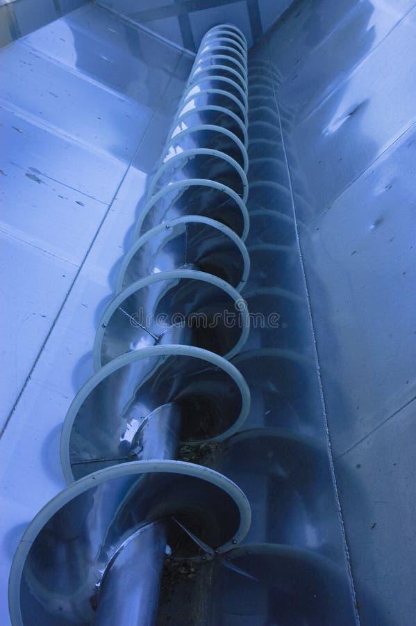Weinkellereischneckenwelle stockbilder