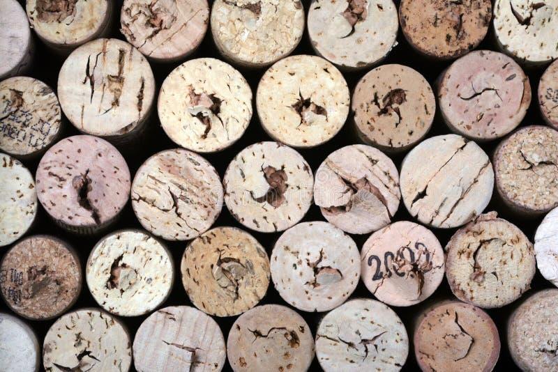 Weinkorken lizenzfreie stockfotografie