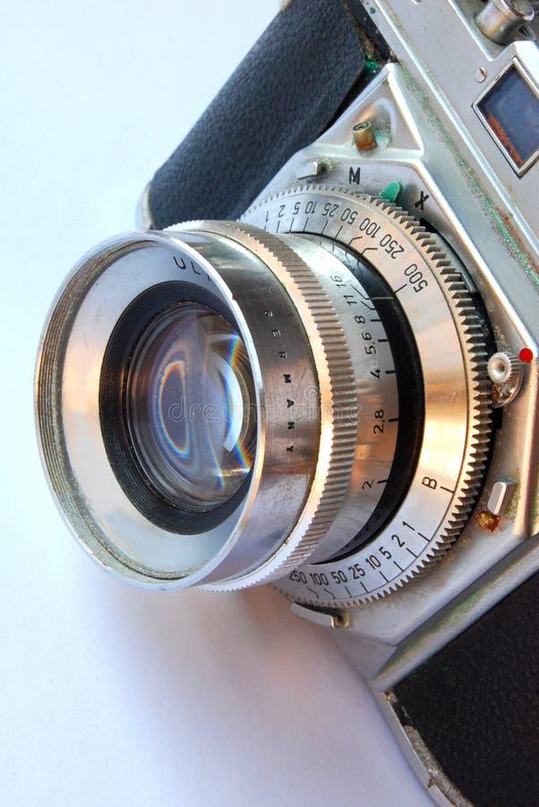 Weinlese - alte Fotokamera stockbilder