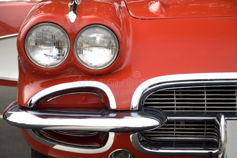 Weinlese-Auto stockfoto
