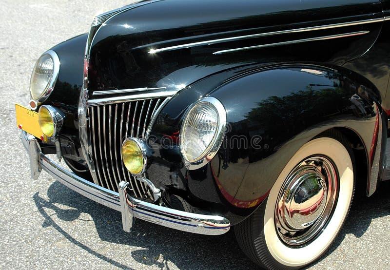 Weinlese-Auto lizenzfreie stockbilder