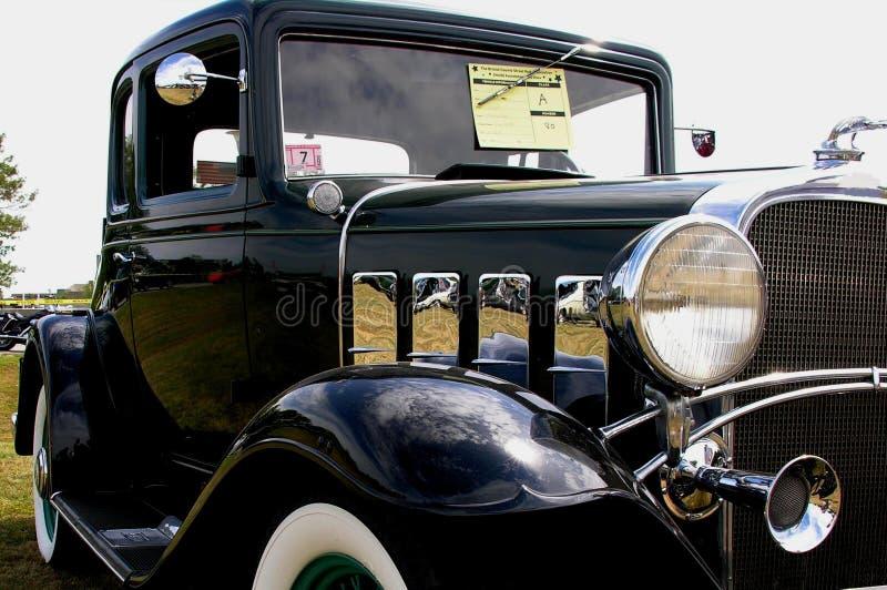 Weinlese-Automobil stockbilder
