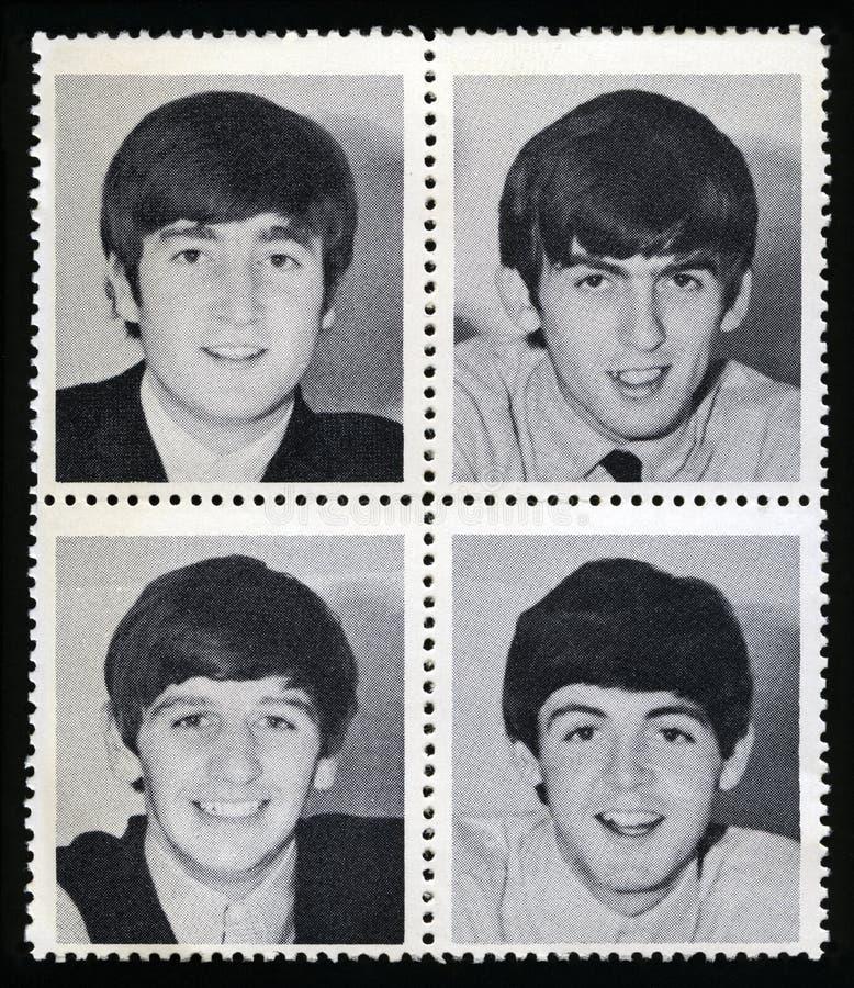 Weinlese Beatles lizenzfreie stockfotos