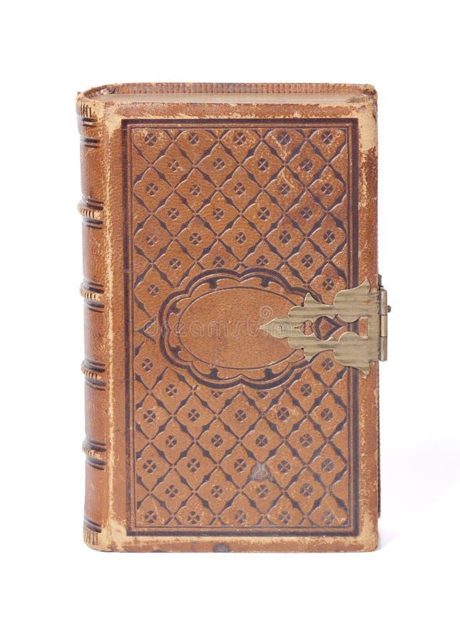 Weinlese-Buch lizenzfreie stockbilder