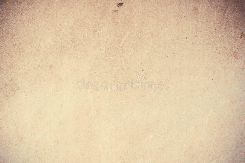 Weinlese der alten Beschaffenheit des braunen Papiers lizenzfreies stockfoto
