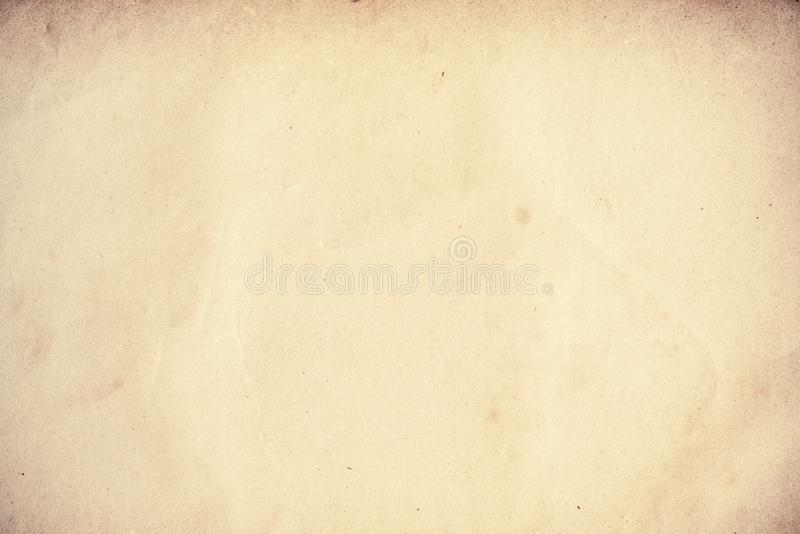 Weinlese der alten Beschaffenheit des braunen Papiers stockfotos